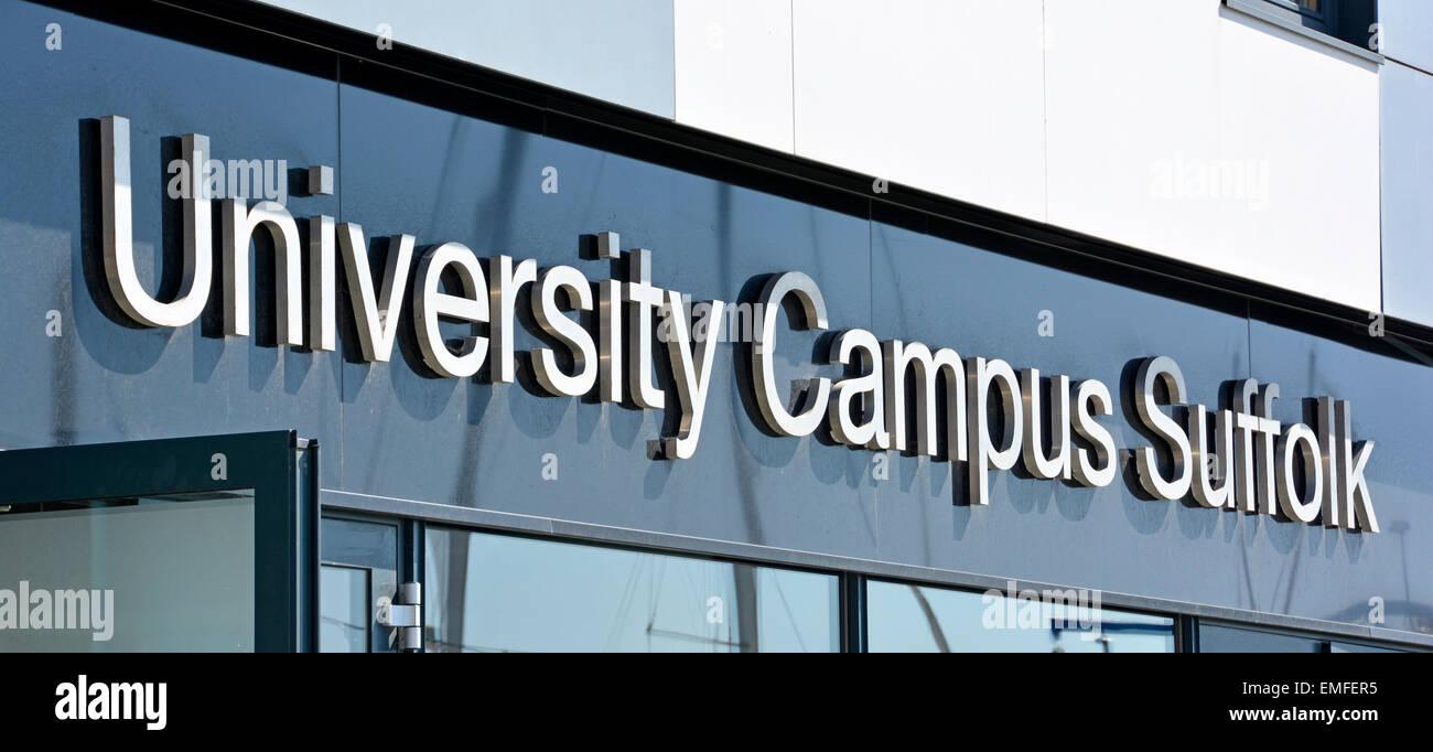 east anglia university application portal