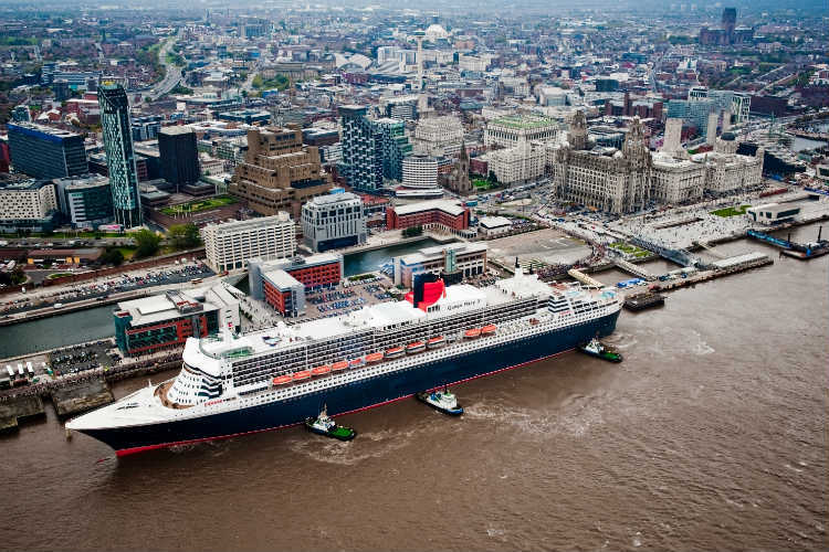 liverpool cruise terminal planning application