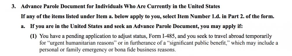 485 visa application family members