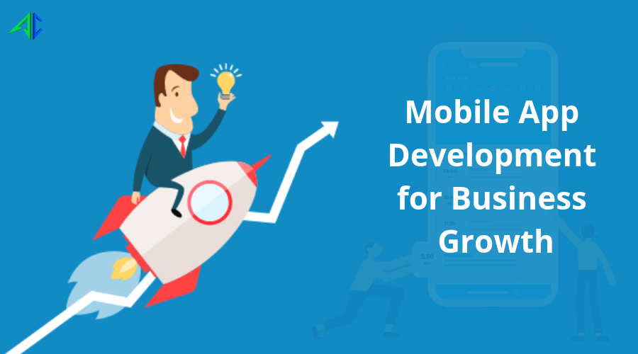growth of mobile application development