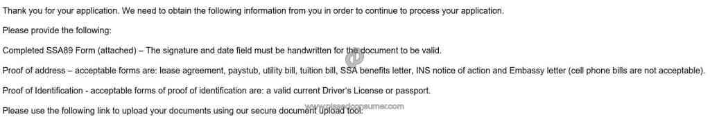 hsbc credit card application status usa