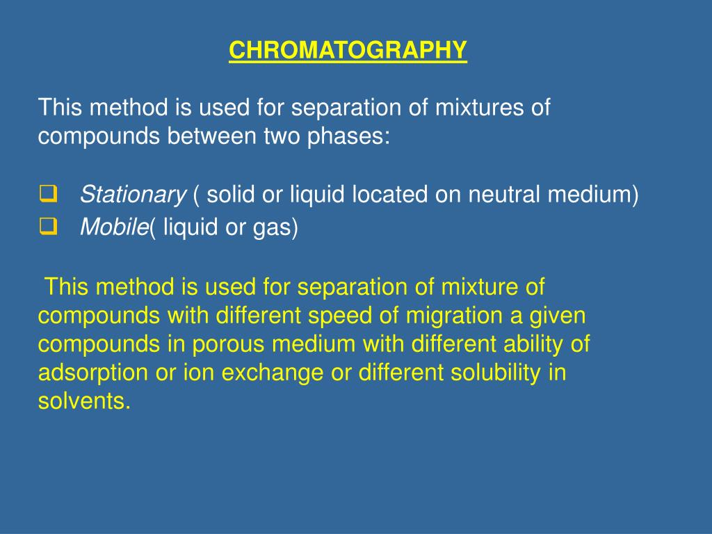 ion exchange chromatography applications.ppt