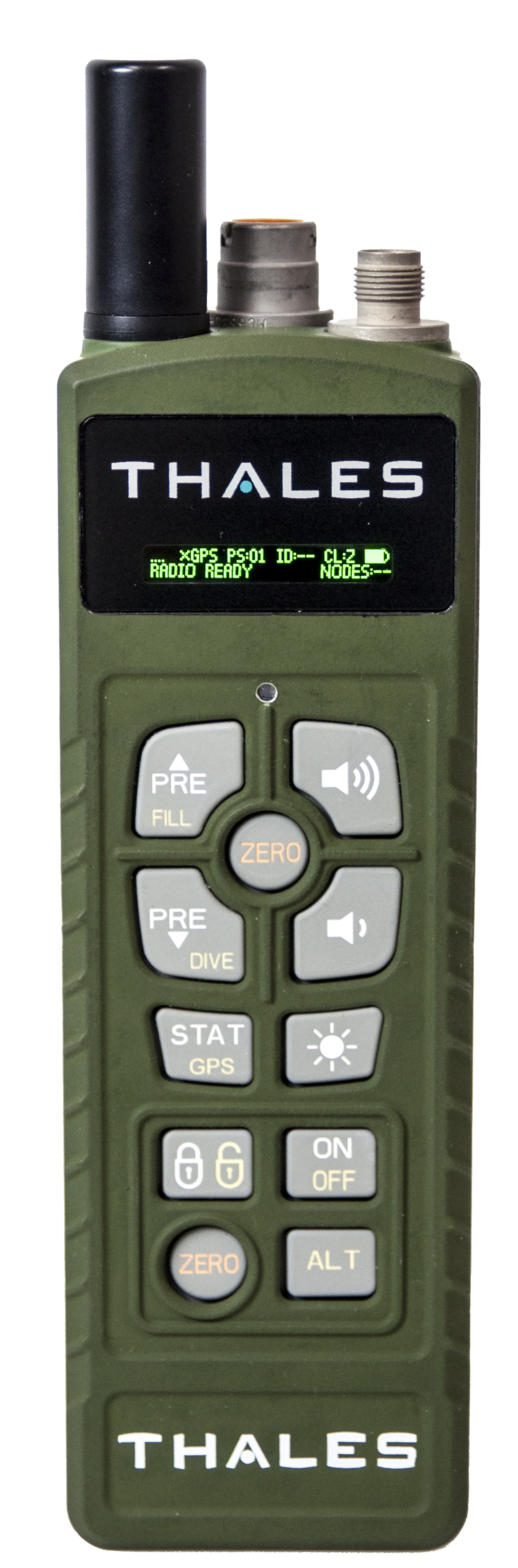 military radio voice changer application