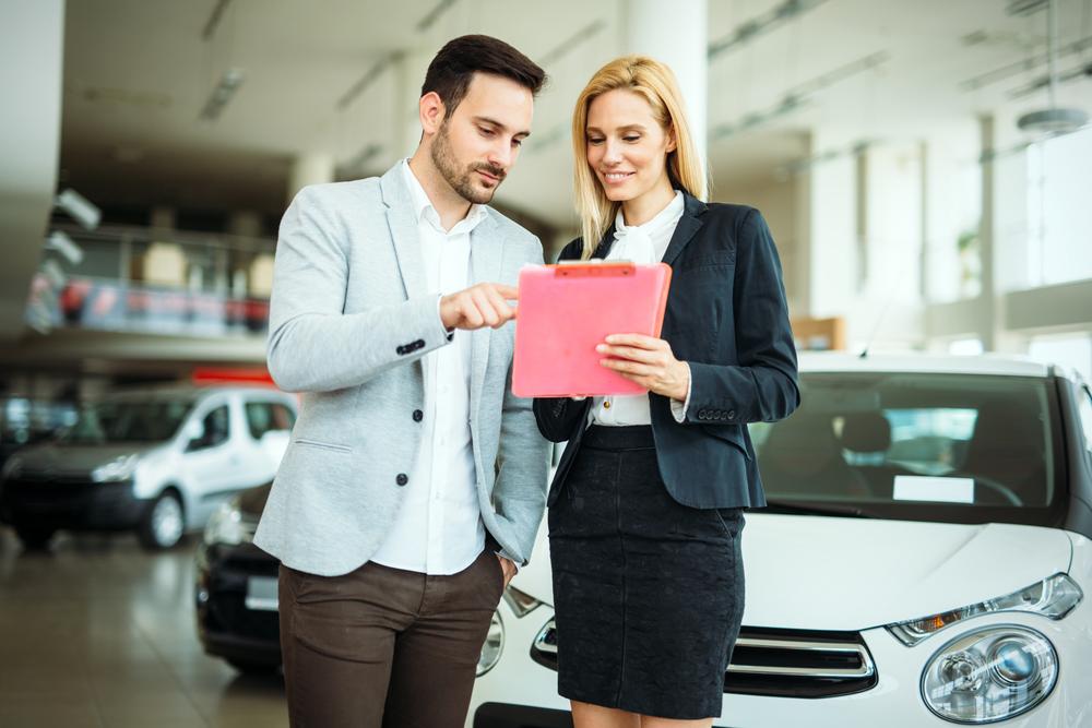 mistake made on car loan application