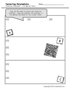 polynomials and quadratic applications practice