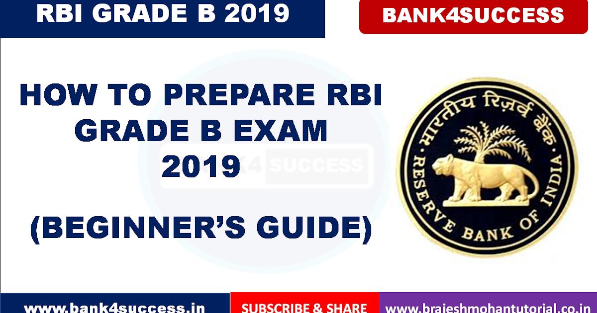 rbi grade b online application