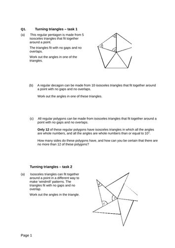 sace stage 2 maths applications