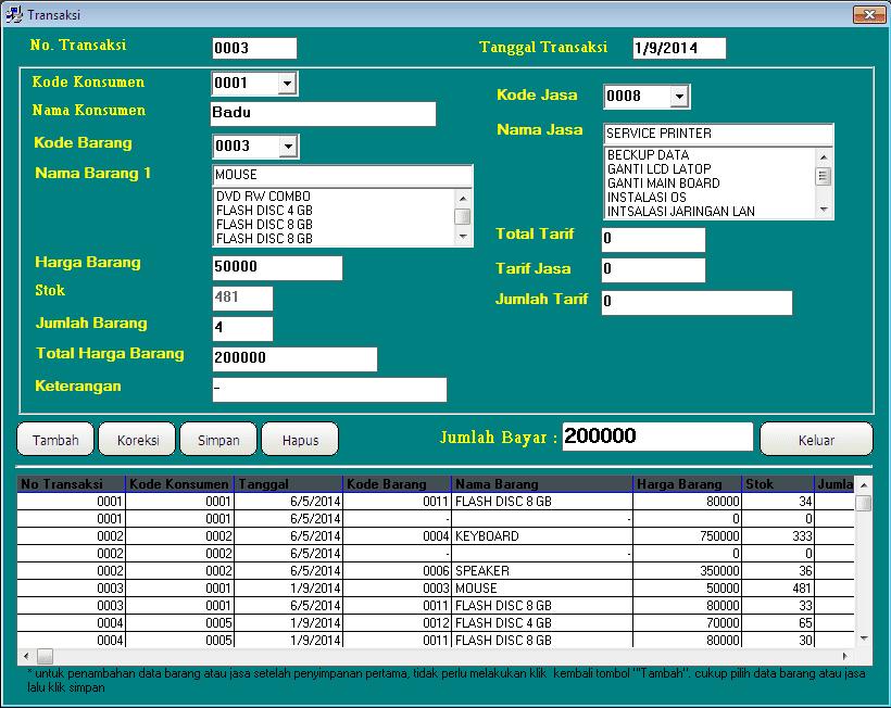 sample swing application source code
