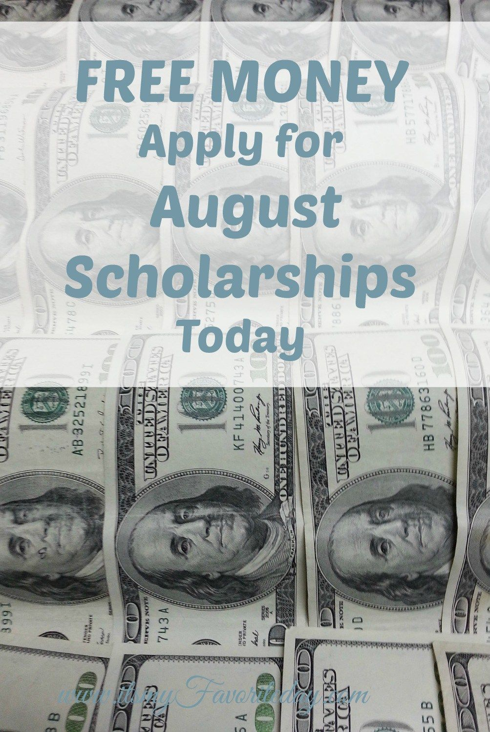scholarship applications for college freshmen