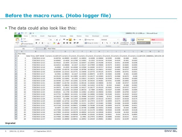 turn excel into an application