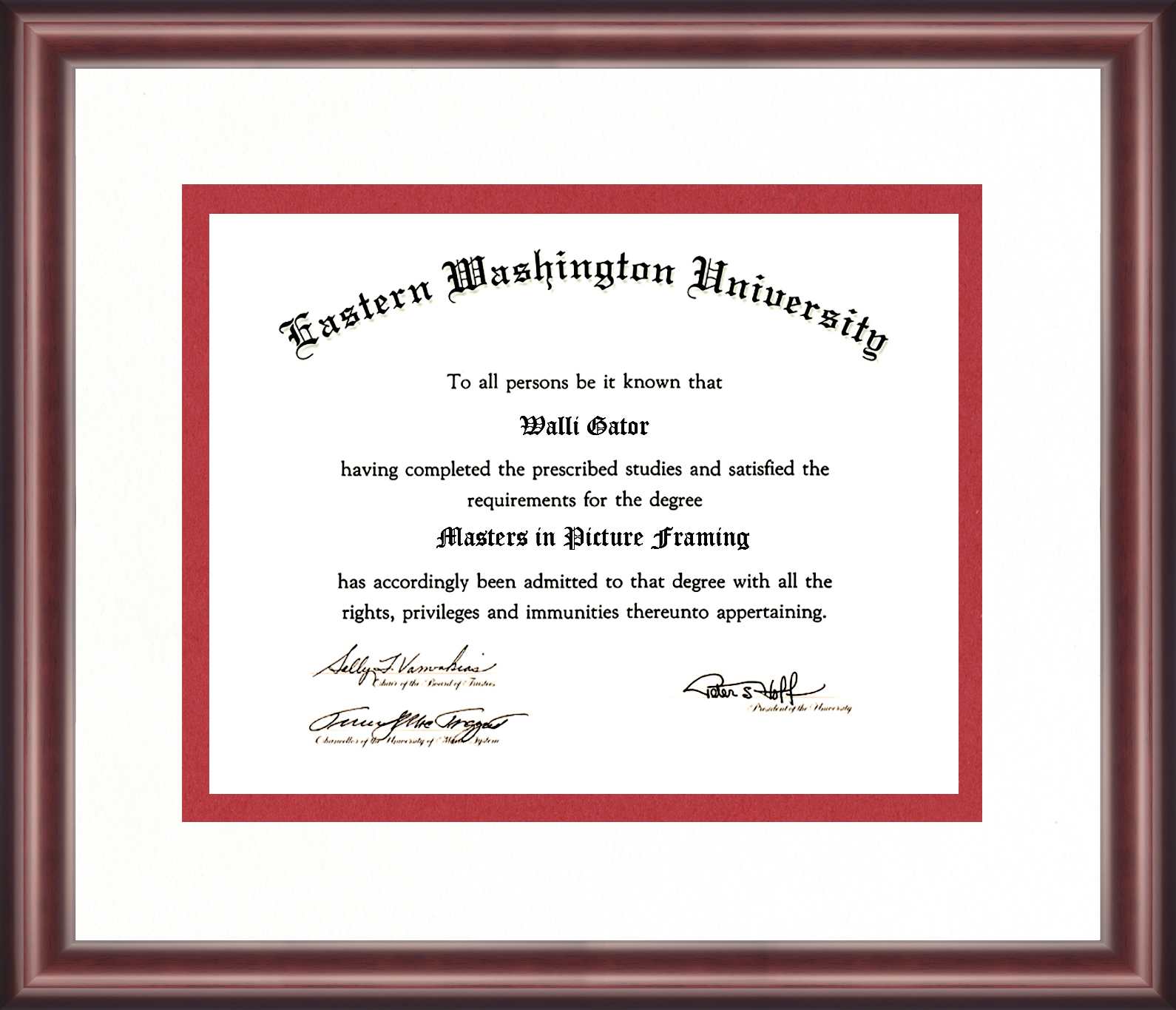 washington state master business application