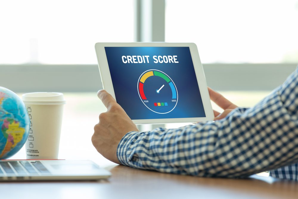 will old credit applications affect